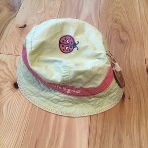 NWT Girls Bucket Hat